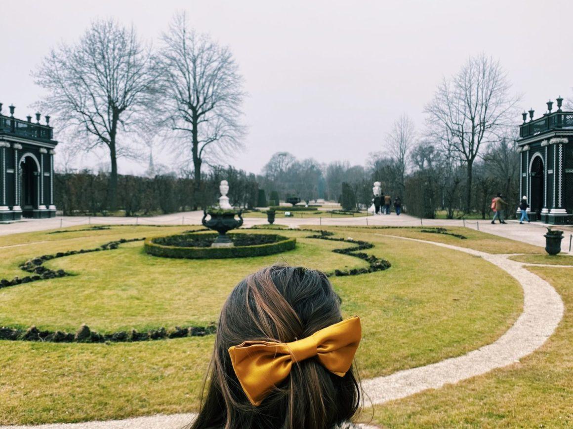 jardins palais schonbrunn